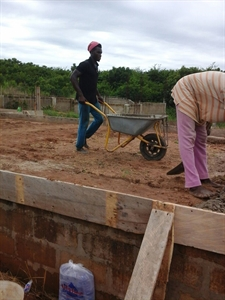 Building of the new school starts